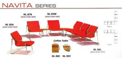 Office Sofa (NAVITA SERIES)