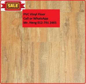 PVC Vinyl Floor - With Install fr56t