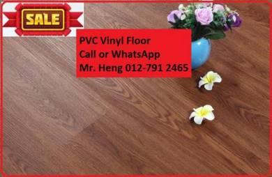 Modern Design PVC Vinyl Floor - With Install dr45