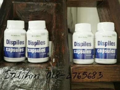 Dispiles Sembuh buasir segera (Terengganu)