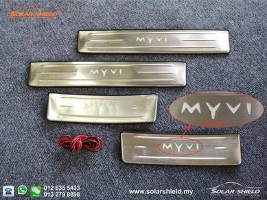Perodua Myvi 2018 LED Side Sill Step Side Step
