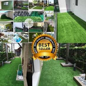 Premium Artificial Grass / Rumput Tiruan Carpet 35