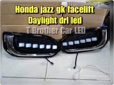 Honda jazz gk daylight drl led 2017 ~ 2019