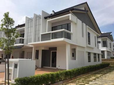 2sty END LOT Terrace House LakeClub Park Homes Rawang Town Rawang