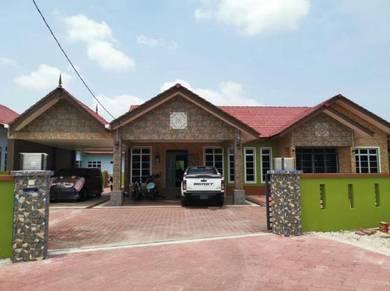 Rumah BANGLO CANTIK MEWAH KG KUBANG TEPAK Manir,Kuala Terengganu