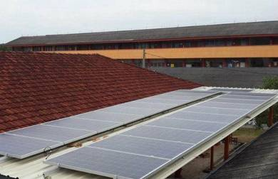 5kw solar power to cut down your monthly tnb bill