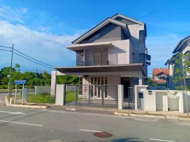 Freehold!!Termurah Banyak Jenis Zero Lot Semi-D Tanjung Lumpur