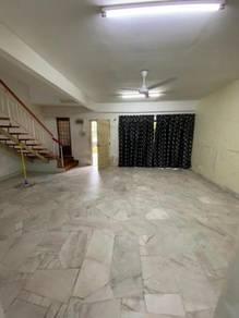 [[FACING EMPTY]] 2 Storey Terrace House, Rawang Perdana, Rawang Putra