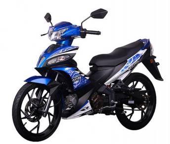 Modenas CT115s Baru 2020! Rebate RM1000