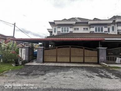 Taman Bunga Raya, Tapah Terrace Double Storey