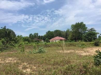 Tanah Tapak Rumah, Kampung Tersusun Serkam