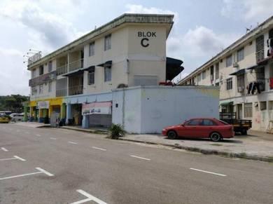 Pulai Perdana, 5% Return,Ground Floor Corner Shoplot, Facing Main road