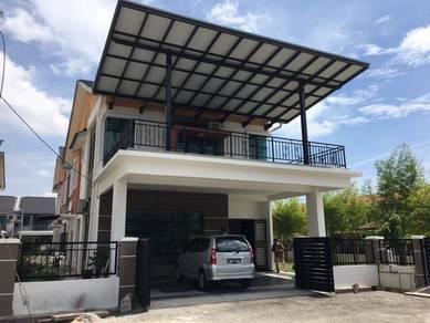 Bungalow Corner,Taman Permatang Pasir Perdana,Ujong Pasir Melaka