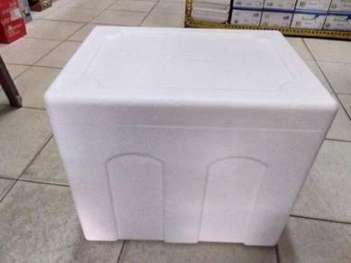 Panas dan sejuk box