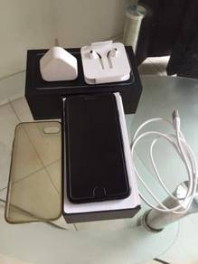 Iphone 7 256GB myset original fullset