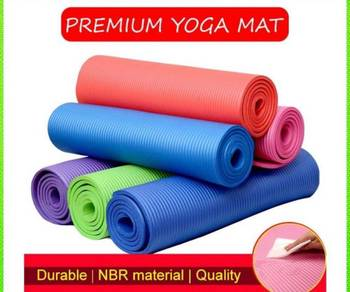 10mm yoga / gym mat 08