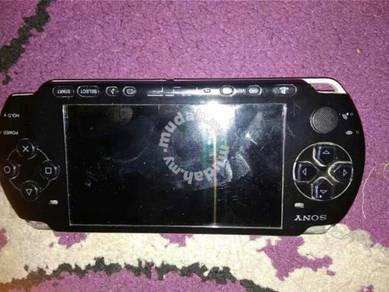 Sony psp model 3006