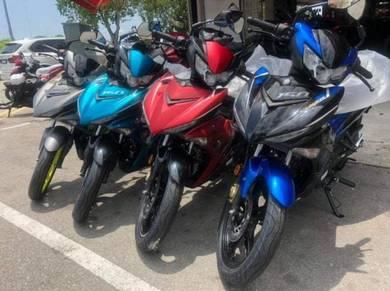 Yamaha y15zr y15 y 15 Ready