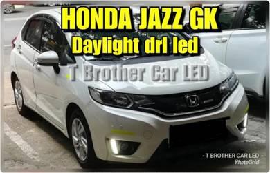 Honda jazz gk daylight drl led reflector led