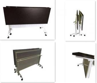 Mobile Foldable Workshop Meeting Workstation Table