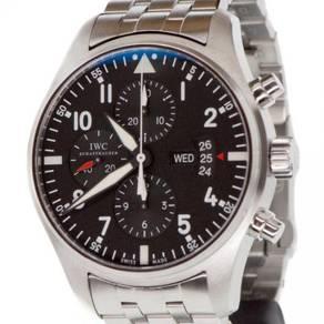 IWC Flieger Pilot Chronograph 43mm