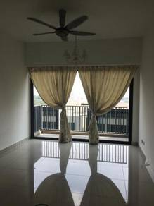 {3R2B}I residence condo , Furnish , Low floor, Available NOW Shah alam