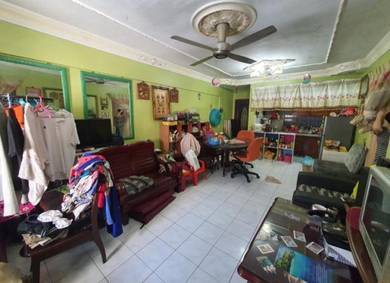 MURAH Subang Suria Apartment U5 Shah Alam RENOVATED CANTIK