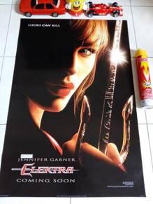 Poster Original ELEKTRA Limited Edition 2004 02