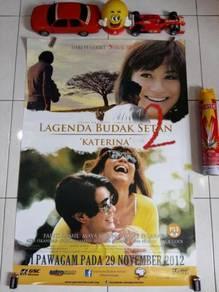 Poster LAGENDA BUDAK SETAN 2 Limited Edition 2012