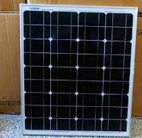 Solar Panel 50Wp Monocrystalline