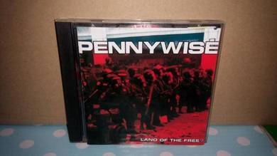 CD Pennywise - Land Of The Free?