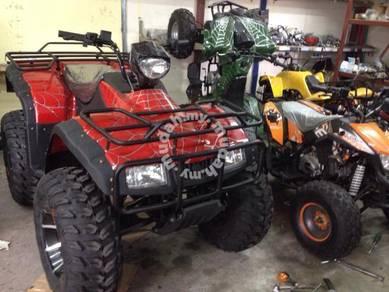 ATV Motor & utility design 300cc