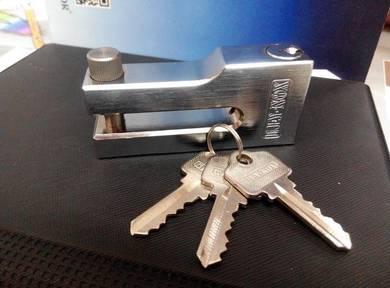 Motorbike Security Lock