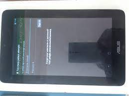 Asus Tablets no Function with Menu or Others