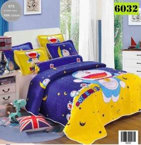 Cadar Cartoon 6 in 1 Bedsheet Patchwork - 03