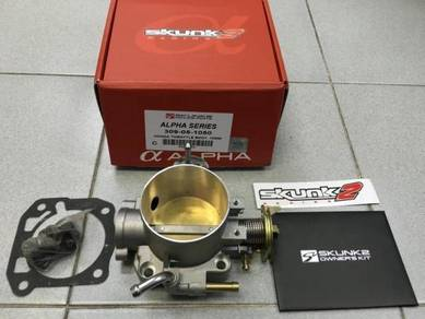 Skunk2 Alpha Throttle Body 70mm B18C B20B H22A B16