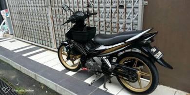 Yamaha lc135 first model