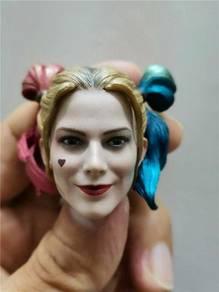 High Quality Harley Quinn 1/6 Head Sculpt