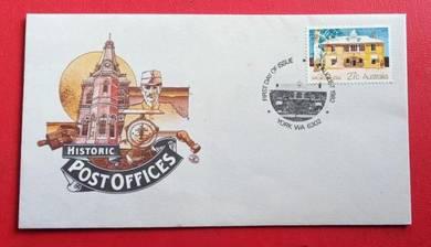 FDC Australia 1982