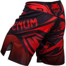UFC MMA VENUM RED Shadow Hunter Pant (Gym Fitness)