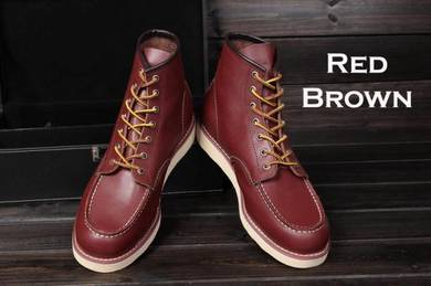 Redwing Red Brown