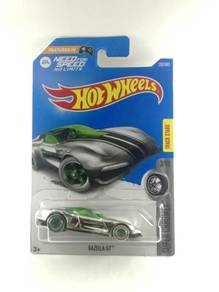 Hotwheels Super Chromes NFS Gazella GT #3