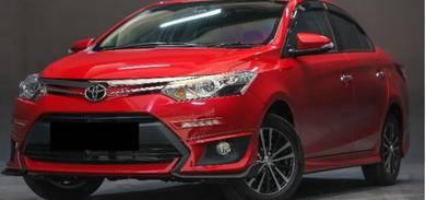 Toyota Vios 2016 Facelift GX Bodykit(PU)