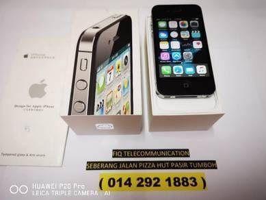 Iphone - 4s- 16GB BLACK