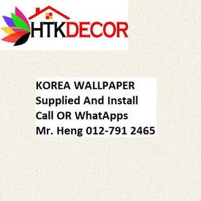 Beautiful In Wall paper with Installation 423YW