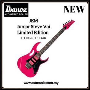 Ibanez Steve Vai JEMJR Limited Edition-Pink