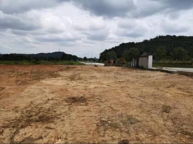 Land at Jalan Ulu Choh - Gelang Patah (Facing Main Road)