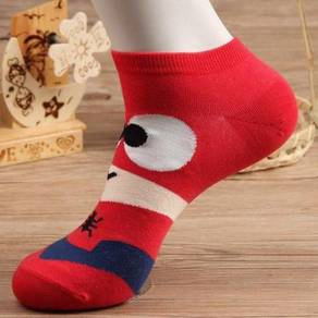 SPIDERMAN SUPERHERO CARTOON SHOES ANKLE SOCKS 🔥