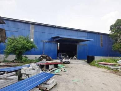 Warehouse and Land Bukit Mertajam