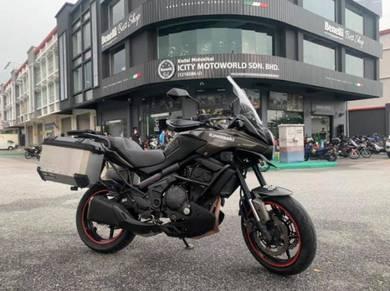 2014 Kawasaki Versys 650 Versys650 Tourer Muka 300